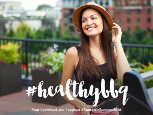 #healthybbq