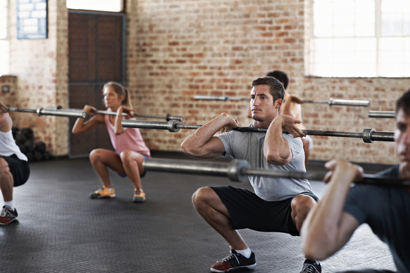 5 good reasons why you should work out with your friends