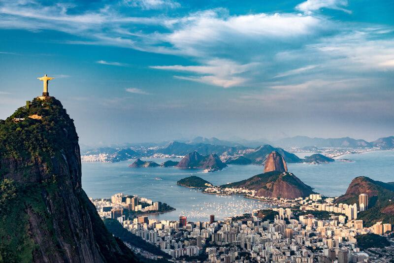 4 Awesome Running Routes to Explore Rio de Janiero