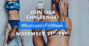 Image of the #RuntasticFitWeek