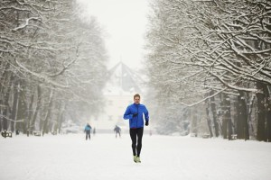 Richtig atmen beim Laufen in der Kälte