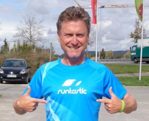 Vom Manager zum Extremläufer: Jeden Tag ein Halbmarathon