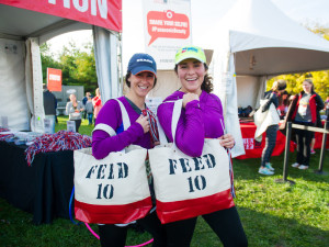 RUN 10 FEED 10: Changing Lives One Community at a Time