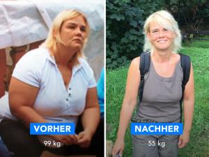 """-44 kg: """"Laufen ist jetzt meine stärkste Disziplin"""""""