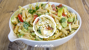 Yummy Creamy Avocado Pasta Salad for Your Next Lunch