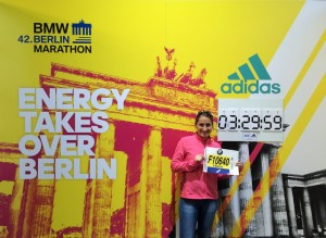 Berlin Marathon: So bereitet sich eine Läuferin vor