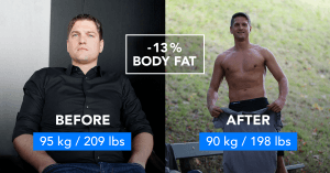 """From 95 to 90 kg: """"It's Not About the Weight"""""""