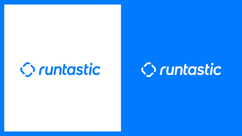 Image of new Runtastic logo.