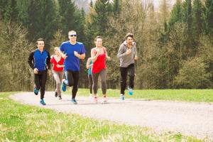 Zusätzliche Motivation mit der neuen Lauf-Rangliste