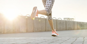 Laufend Fett verbrennen? So geht's