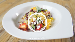 Fruity Quinoa Salad: Perfect for Your BBQ (and Vegan too!)