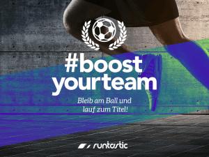 Bleib am Ball, lauf zum Titel – und gewinne!