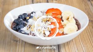 Vegane Smoothie Bowl für den extra Frühstückskick