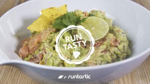 Für alle #avocadolovers: Cremige Guacamole mit Räucherlachs