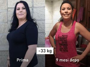 """-33 kg: """"Da quando ho iniziato a correre non mi sono più guardata indietro"""""""