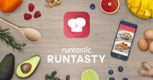 Nueva app Runtasty: descubre el placer de comer sano