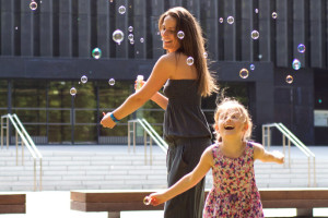 Balancing Career and Family at Runtastic