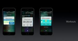 Coming soon: Start your Runtastic run with iOS 10 and Siri