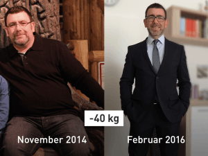 -40 kg: Die perfekte Abnehmformel