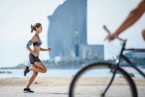 Laufen am Strand:<br> Das musst du ausprobieren
