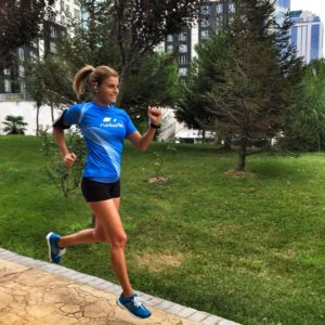 Interview: Ece Vahapoğlu About Yoga and Running