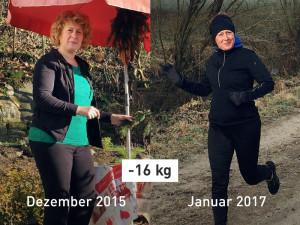 Lauftraining mit 53 Jahren: So hat Ksenija 16 kg abgenommen