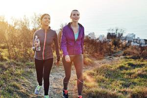 Los 9 beneficios increíbles de salir a caminar