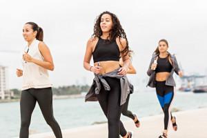 Laufen im Urlaub: <br/> Training oder doch lieber Pause?