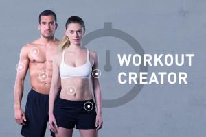 Dein ideales Workout für unterwegs – mit dem neuen Workout Creator