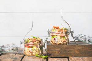 Gesundes Essen im Büro? Hier sind 3 leckere Rezepte!