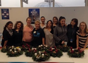 Multicultural Christmas traditions at Runtastic
