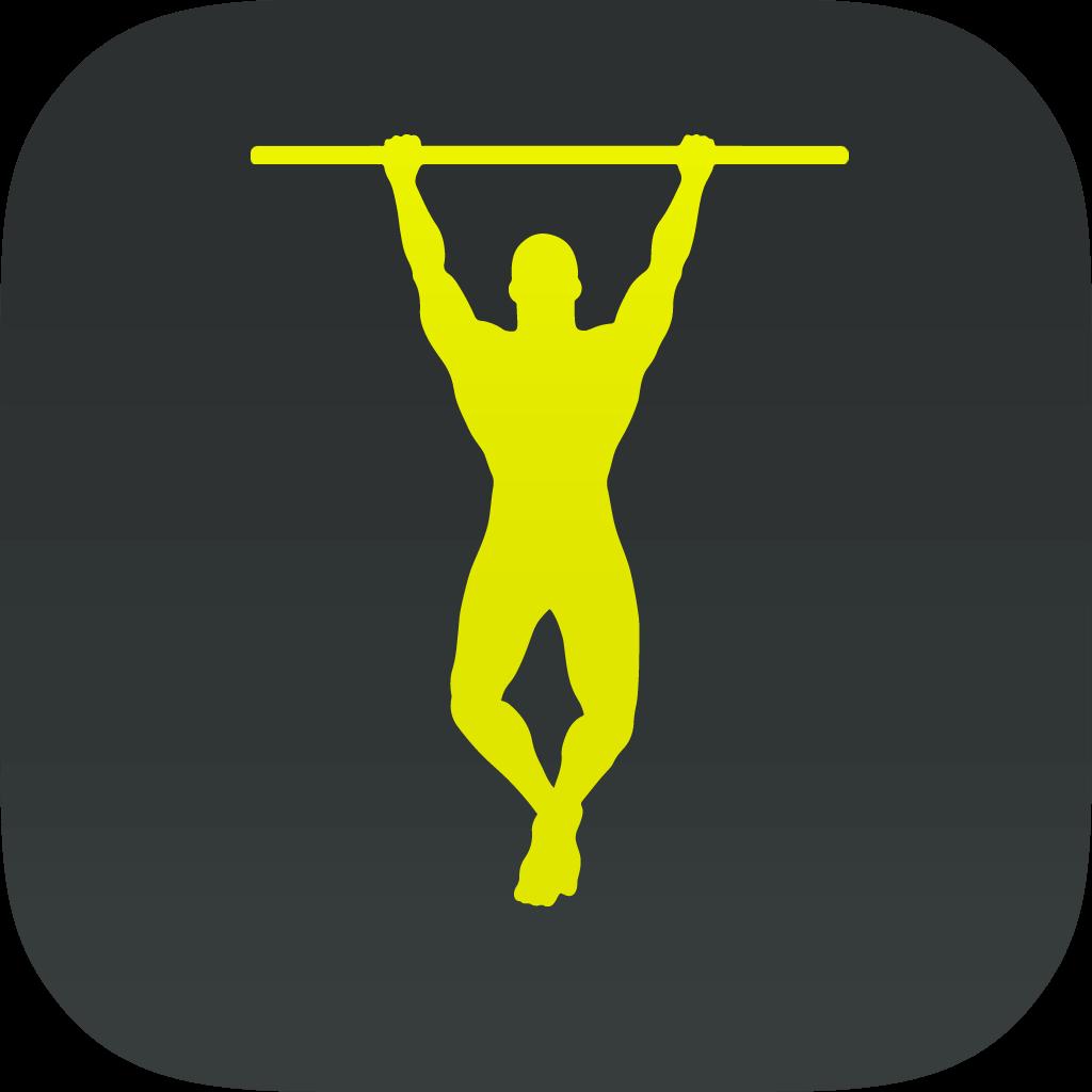 Runtastic App icon - Pull-ups