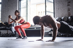 Partner Exercises: Valentine's Day Workout (and Dessert!)