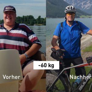 """""""Wenig Zeit und viel Stress führten bei mir zu 167 kg"""""""