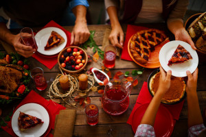 No Feast Should Be Without These 6 Guilt-Free Foods