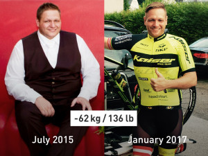 """-62 kg (-136 lb): """"I Knew I Wouldn't Live to See My 40th Birthday"""""""