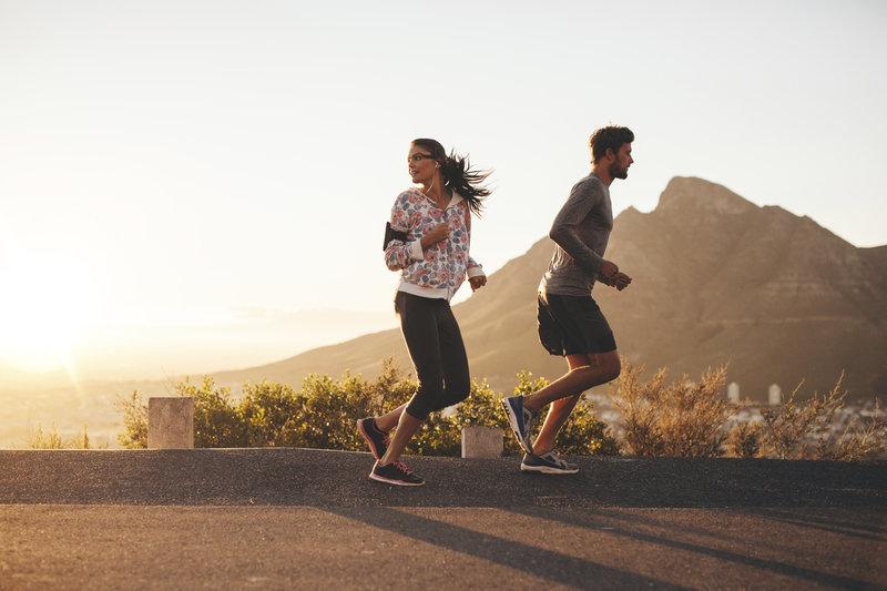correre in coppia
