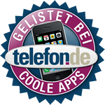 "runtastic is listed at ""www.telefon.de"""