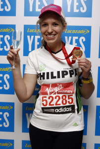 runtastic User of the Month October: Philippa Moore