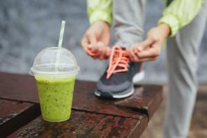 Energielieferanten: Snacks vor und nach dem Laufen