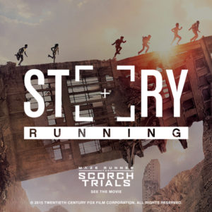 "Story Running goes Hollywood – ""The Scorch Trials: Hunted"""