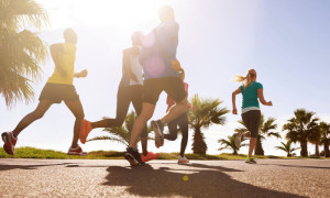 How Warming Up Improves Your Race Performance