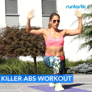 Fat-Burning Abs Workout with Runtastic Results
