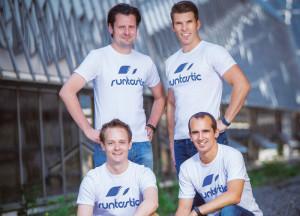 Marathon-Vorbereitung: Die Runtastic-Gründer zeigen's vor