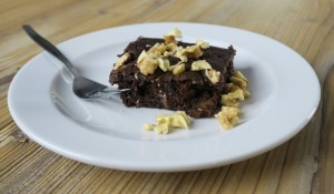 Super Moist Chocolate Brownies (With a Secret Ingredient!)