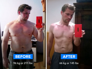 How a Photo Gave Tommy the Will to Lose More Than 30 Kilos