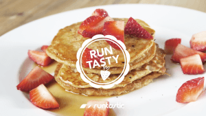 Fluffy Protein Pancakes (Not Just for Breakfast Anymore)