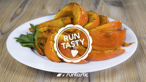 Oven-Roasted Pumpkin Wedges