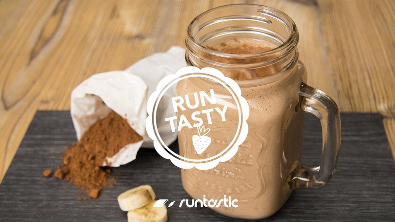 Runtasty chocolate shake