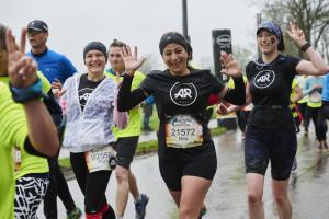 Frauenpower: 35 Ladies trainieren mit adidas für ihren ersten Marathon